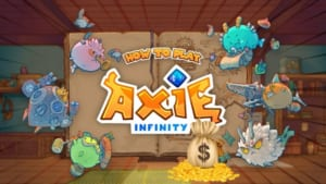 game kiếm tiền Axie Infinity