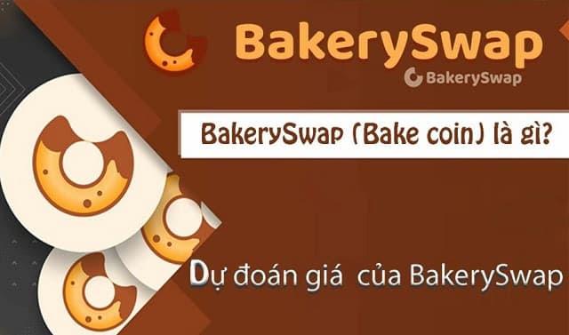 Dự án BakerySwap