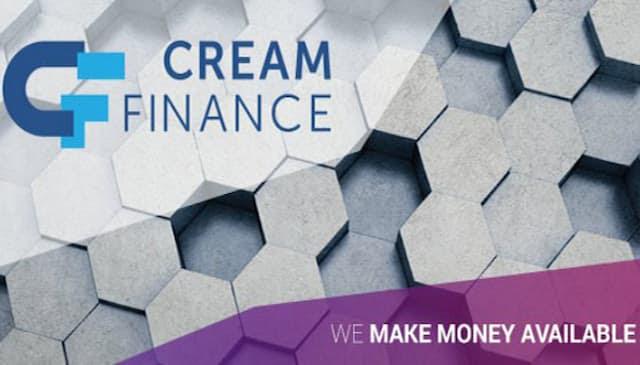 Dự án Cream finance