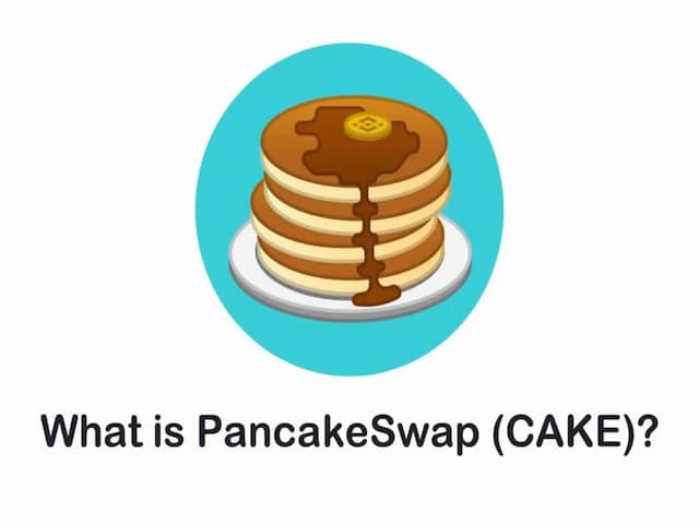 Dự án PancakeSwap
