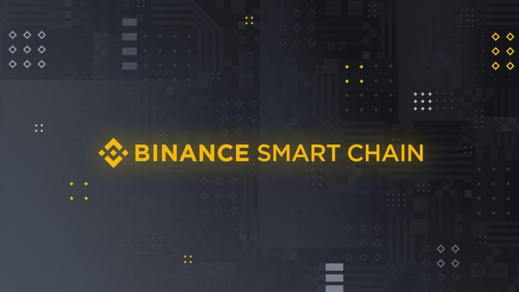 ví bsc binance smart chain